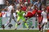 Euro 2016 : le but de l'année n'a pas suffi pour la Suisse
