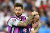 Euro 2016: les larmes de Christophe Jallet