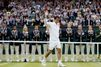 Le magicien Federer battu par l'implacable Djokovic