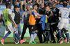 Ligue 1: trois joueurs de l'OL portent plainte suite aux violences de Bastia