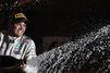 Nico Rosberg, champion dimanche, retraité vendredi