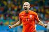 Robben, le jus des Oranje
