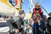 """Sam Davies : """"Pour Romain et moi, le Vendée Globe est une affaire de famille"""""""