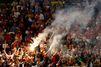 Six hooligans russes interpellés à Cologne
