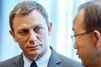 """Daniel Craig est prié de se """"la fermer"""""""