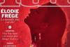 """Elodie Frégé topless et sexy en Une de """"Lui"""""""