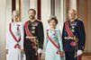 La famille de Norvège se refait les portraits