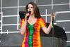 Lana Del Rey reporte son concert à Tel Aviv