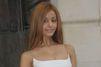 Zahia pose de nouveau topless