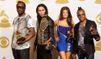 Black Eyed Peas: Date supplémentaire à Paris