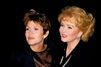 Debbie Reynolds et Carrie Fischer : deux stars dans les étoiles