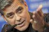 """George Clooney : """"Vous faites quoi pour les réfugiés ?"""""""