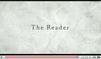 Oscar, les favoris en vidéo: The Reader