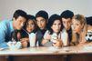 """L'évolution physique des stars de """"Friends"""""""