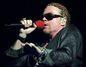 Axl Rose, le dernier des Guns'N'Roses