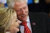 Bill et Hillary Clinton, un couple de pouvoir