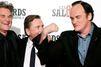 Quentin Tarantino survolté à Paris