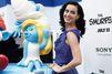 Katy Perry, Schtroumpfette de charme