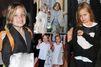 L'évolution de Vivienne et Knox Jolie-Pitt
