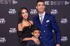 Cristiano Ronaldo : attendrissant dans une nouvelle photo de famille