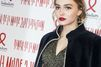 Dîner de la mode : Lily-Rose Depp s'engage contre le sida