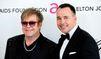 Elton John et David Furnish. Mariés, deux enfants