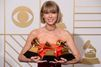 Grammy Awards 2016 : la revanche de Taylor Swift