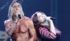 Iggy Pop et M en concert dans un festival à Lyon