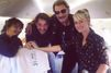 Johnny et Laeticia Hallyday, complices à Nice
