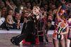 Madonna se donne en spectacle