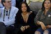 Provocatrice, Rihanna vole la vedette aux stars de la NBA