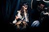 Rihanna, Cara Delevingne… les stars s'invitent à l'Arc pour la Fashion Week