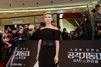 Scarlett Johansson, éblouissante en noir à Séoul