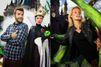 Les stars fêtent Halloween à Disneyland Paris