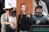 Le week-end des stars à Roland-Garros