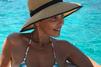 Cristina Cordula, ses vacances à Rio