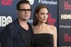 "Brad Pitt et Angelina Jolie, duo glamour pour ""The Normal Heart"""
