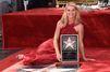 Claire Danes reçoit son étoile à Hollywood