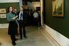 Marie inaugure l'exposition Pissarro de Copenhague