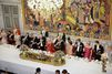 Margrethe invite rois et reines à sa table