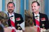 Reines et princesses assistent à la métamorphose soudaine d'Haakon