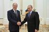 Albert de Monaco rencontre Vladimir Poutine