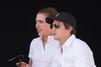 Casiraghi et Canet, les cavaliers glamours à Cannes