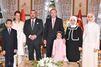 Mohammed VI prend la pose en famille
