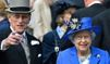 A Epsom, la reine donne le départ de son jubilé