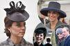 Kate, déjà quatre chapeaux depuis le début 2017