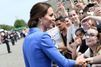 Kate et William, bain de foule à Berlin