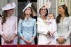 Kate, focus sur ses looks à la cérémonie Trooping the Colour