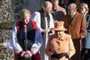 Elizabeth II, jamais seule à la messe