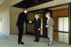 Le prince William rencontre le couple impérial